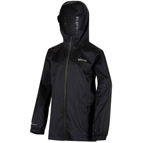 Regatta Pack-It III Jacket Kids Black